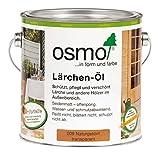 Osmo-Color Holzpflege-Öl (Naturgetönt 009) 0,750 L