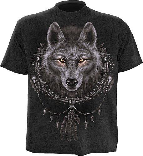 Spiral - Wolf Dreams (T-Shirt Uomo XXL)