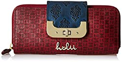 Holii Womens Clutch (Red)