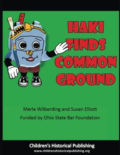 Haki Finds Common Ground por Merle Wilberding