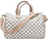 Best Louis Vuitton Bags - Gossip Girl - Designer Inspired Check Barrel Bowling Review