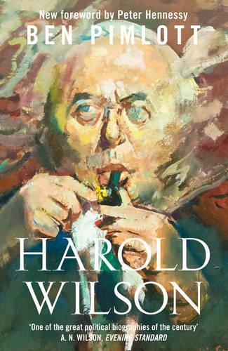 Harold Wilson por Ben Pimlott