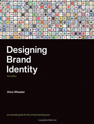 Portada del libro Designing Brand Identity: An Essential Guide for the Whole Branding Team by Alina Wheeler (2009-09-11)