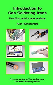 Introduction to Gas Soldering Irons by Alan Winstanley by [Winstanley, Alan]