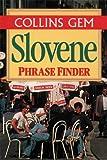 Slovene Phrase Finder (Collins Gem)