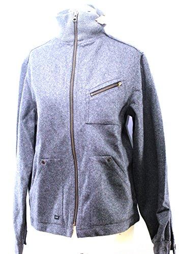 Levis Strauß & Co -  Giacca  - Camicia - Basic - Maniche lunghe - Donna grigio Medium