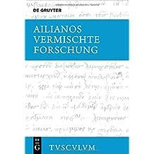 Vermischte Forschung (Sammlung Tusculum)
