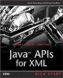 JAX: Java APIs for XML Kick Start