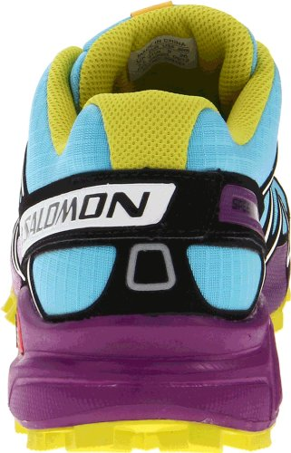 Salomon Speedcross 3 CS L30878700 Damen Sportive Sneakers Blau