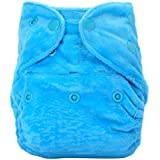 Bumberry New Born Super Soft Baby Diaper Cover (Blue)