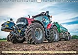 Traktoren - Giganten in der Landwirtschaft (Wandkalender 2019 DIN A4 quer): Immer größer, immer stärker, immer imposanter, Traktoren in der ... 14 Seiten ) (CALVENDO Technologie)