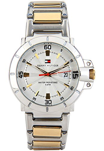 Tommy Hilfiger Analog Silver Dial Men's Watch - TH1790514J