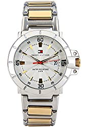 Tommy Hilfiger Analog White Dial Mens Watch - TH1790514J