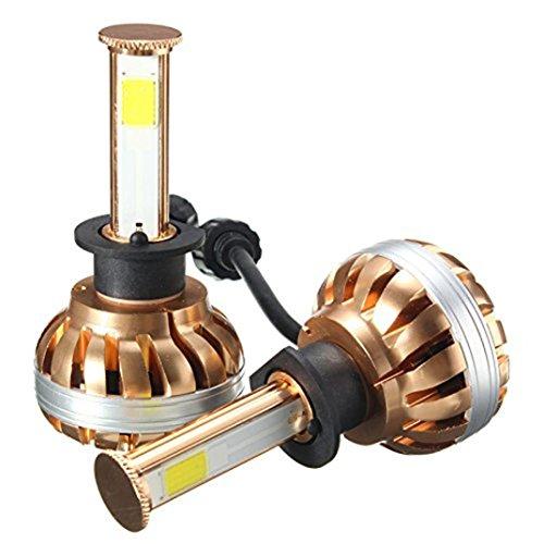 Preisvergleich Produktbild Auto Glühlampen,  bbring New H1 120 W CREE LED Kit 6000 K Weiß Auto Lampe Licht Scheinwerfer