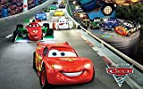 Sticker Selbstklebend oder zeigt Poster Zeichnung Lebendige Cars in _ 00005, Affiche poster, 29,7x42 cm (A3)