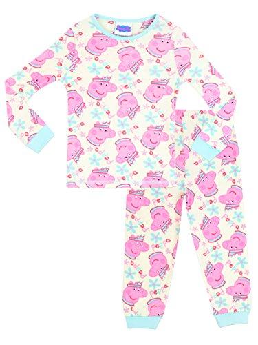 Peppa Pig Girls Pyjamas Snuggle ...