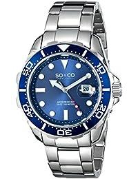 SO&CO Reloj 5042.2 Plateado