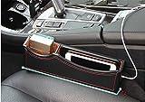 Multifunktions-Auto Sitz Lücke Organisieren Box Münze Aufbewahrungsbox,Black