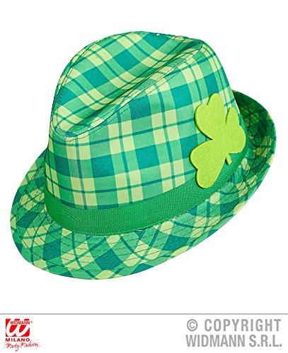 FEDORA HUT - ST. PATRICK`S DAY -, Irischer Feiertag Irland (Iren Kostüme)