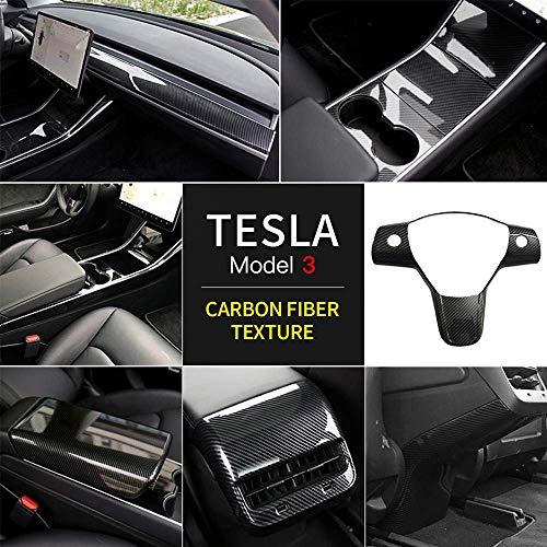 Tesla Model 3 Car Interior Accesorios Cubiertas interiores