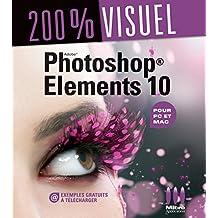 200% VISUEL£PHOTOSHOP ELEMENTS 10