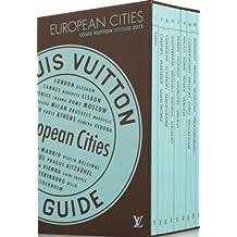 Villes d'Europe City 2013 : Coffret en 9 volumes