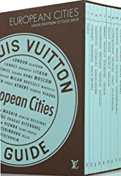 Villes d'Europe City 2013 : Coffret en 9 volumes