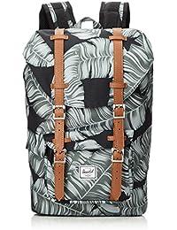 Little Mid Vert Backpack I Classics Volume et noir 0 Backpacks Mid polyester Herschel America 17 Yaw5qq