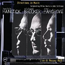 Directions in Music: Live At Massey Hall by Herbie Hancock (2002-06-11)