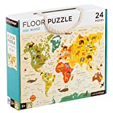 Petit Collage Floor Puzzle | Our World