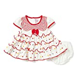 Camey Baby Girls Star Frock Set (DN-05_S...