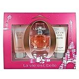 Lancôme La Vie Est Belle femme Geschenkset, 1er Pack (Eau de Parfum 30 ml, Körperlotion 50 ml, Duschgel 50 ml)