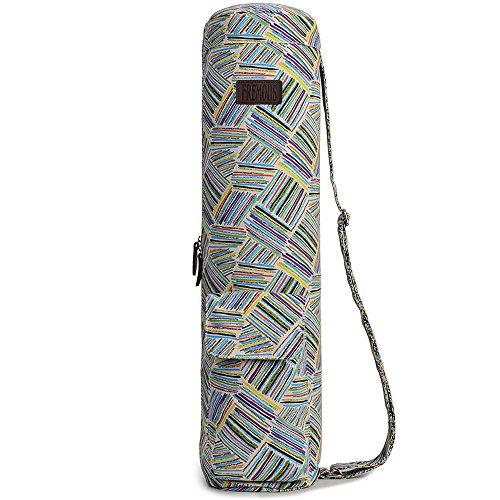 Fremous Yoga Mat Bag for Women with Multi-Functional Pocket ... d33f11180677f