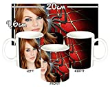 MasTazas The Amazing Spider-Man Spiderman Emma Stone Tasse Mug