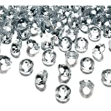 5000 4.5mm Clear Wedding Table Scatter Crystals - For 6-8 Tables by Weddingandpartystore