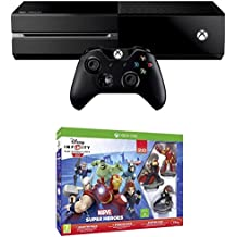 Console Xbox One + Disney Infinity 2.0 : Marvel Super Heroes - starter pack [import anglais]