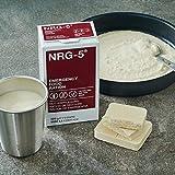 Notverpflegung, NRG-5, 1 Karton mit 24 Packungen a 500 g, (9 Riegel) Notration - 2