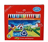 Faber - Castell Erasable Crayons (Pack of 15)