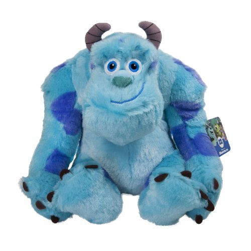 Monsters Inc 14-Zoll-Plush Stofftier - Sulley. Importiert aus -