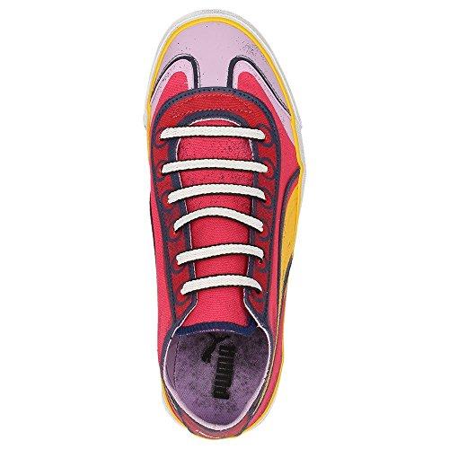 Puma  917 Lo Factory WN'S, Peu femme Rose - Pink,Violett,Gelb