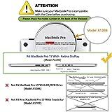 StarStruck MacBook Pro Retina 15 zoll Hülle Schutzhülle Case Cover MacBook Pro 15.4 Retina Hülle {A1398} (Galaxie)