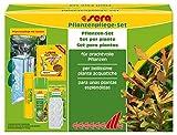 sera 03290 sera Pflanzenpflege-Set für prächtige Wasserpflanzen im Aquarium, Pflanzendünger Start-Set, für Süßwasser Aquarien bis 130 Liter