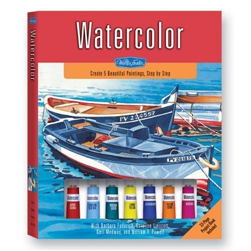 Watercolor Kit (Walter Foster Painting Kits) by Chris Hansen (2002-01-01)