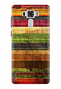 Noise Designer Printed Case / Cover for Asus ZenFone 3 Laser ZC551KL with 5.5 inch screen size / Patterns & Ethnic / Stripes Design