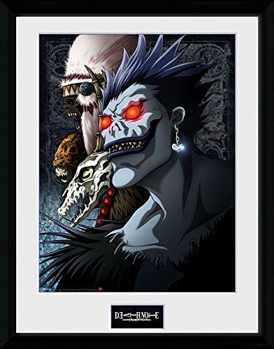 GB Eye, Death Note, Shinigami, Fotografia Enmarcada, 40...