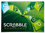 Scrabble Deluxe, Jeu de Société et de Lettres, Version Française, Y9585