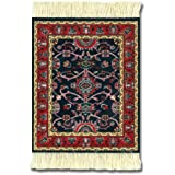 MouseRug - Soporte para tazas, diseño de alfombra persa