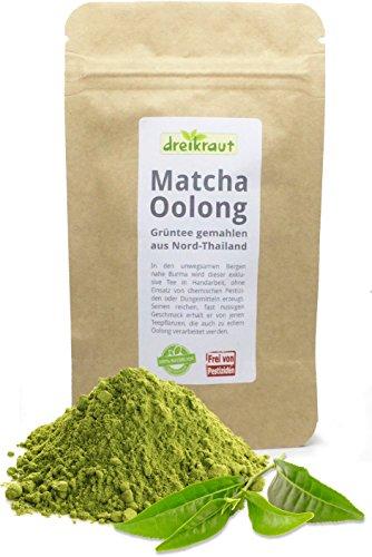 Tè verde Matcha in polvere di prima qualità, tipo tè Oolong, 100% Matcha, 40g, potente antiossidante, prodotto biologico