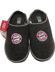 FC Bayern M/ünchen Kids Filzpantoffeln