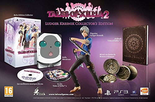 Tales of Xillia 2 Ludger Kresnik - Collector\'s Edition